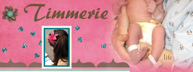 Timmerie's Blog