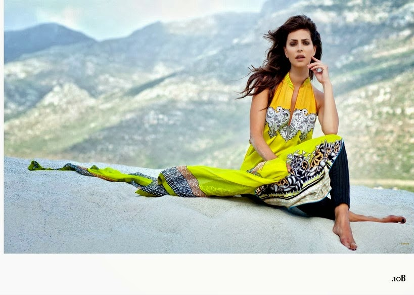 Firdous Collection Lawn 2014