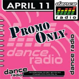 Promo Only Dance Radio April 2011