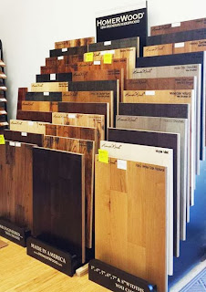 HomerWood Hardwood Flooring Rift and Quarter Brushed NJ New Jersey NY New York