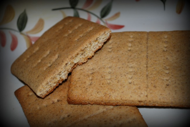 The Peaceful Kitchen: Gluten Free Vegan Graham Cracker Recipe