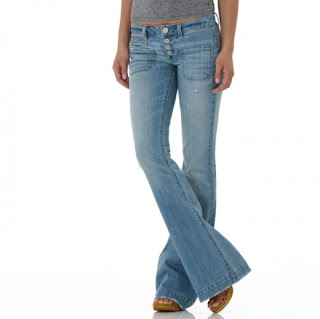 Girls Jeans Design