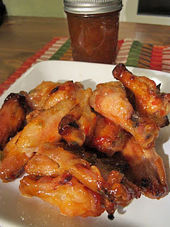 Tangy Chicken Wings