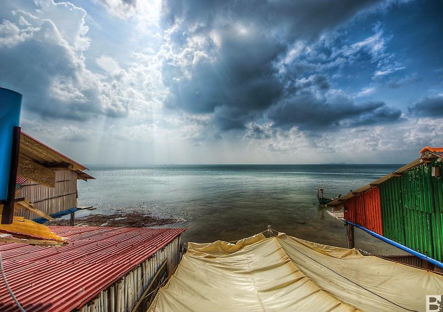 Cambodia in rain season 9