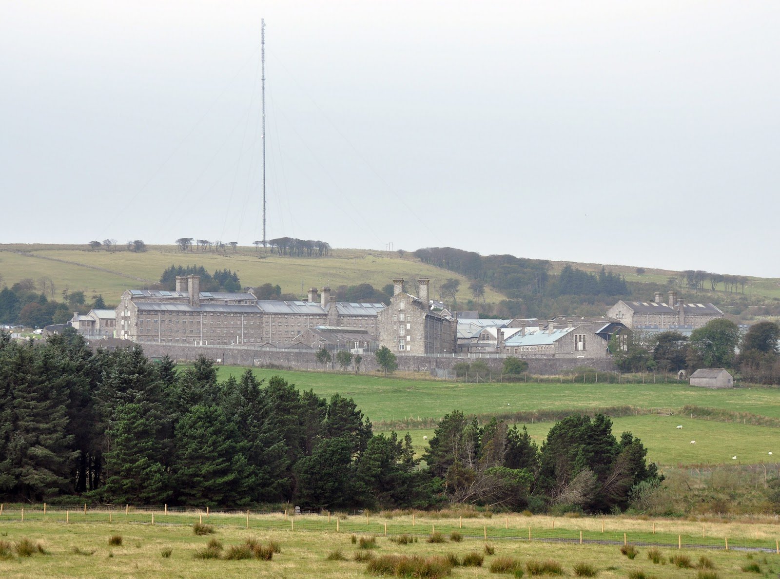 Dartmoor Prison and North Hessary, 19 September 2009
