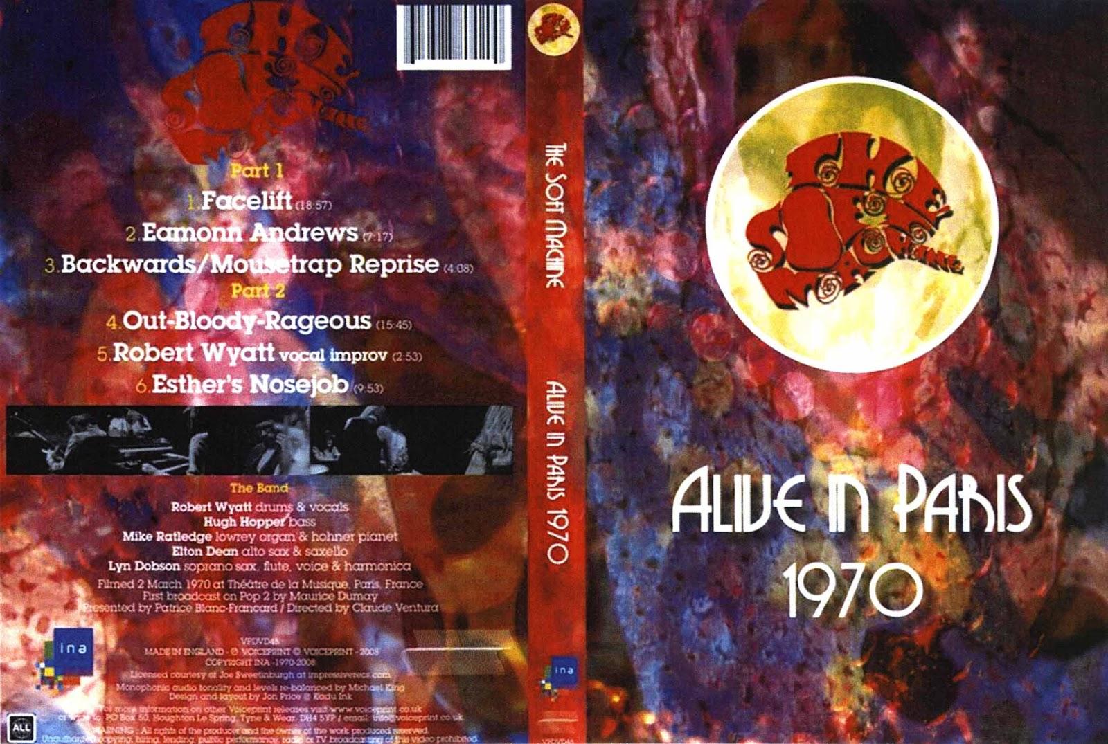 Soft Machine* Soft Machine & Heavy Friends - BBC In Concert 1971
