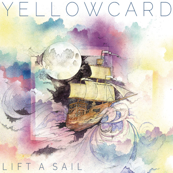 Yellowcard - Lift a Sail Cover