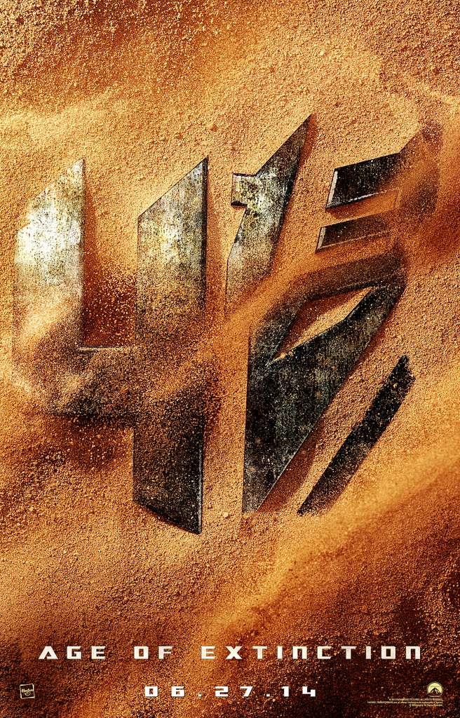 age of extinction poster transformers
