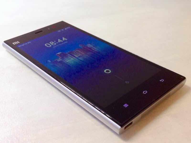 Harga Xiaomi Mi3 di Indonesia Rp 4 juta
