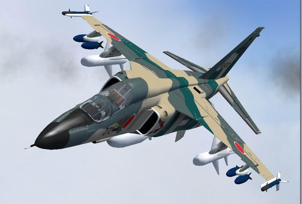 JET PEJUANG: MITSUBISHI F1 AIRCRAFT