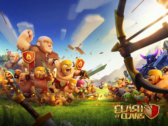 10092-Clash of Clans Strategy Game HD Wallpaperz