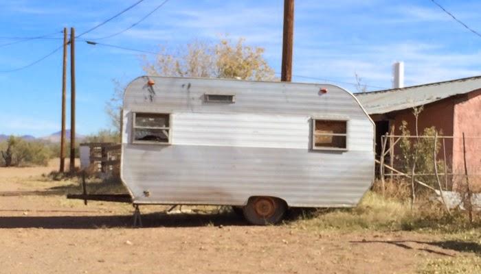 trailer, i USA, men campingvogn i Danmark