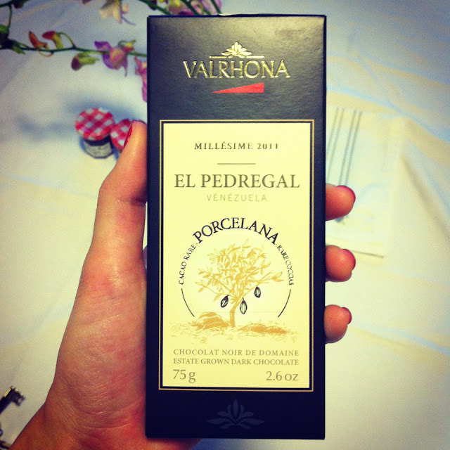 chocolates valrhona