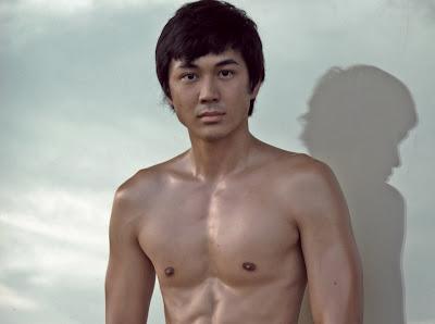 Slater Young shirtless photo