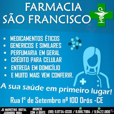 FARMACIA SÃO FRANCISCO