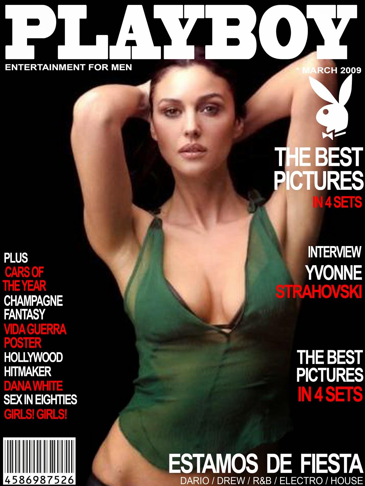 labiblioteque: Plantilla de photoshop de la revista PLAY BOY