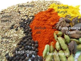 resepi nasi arab