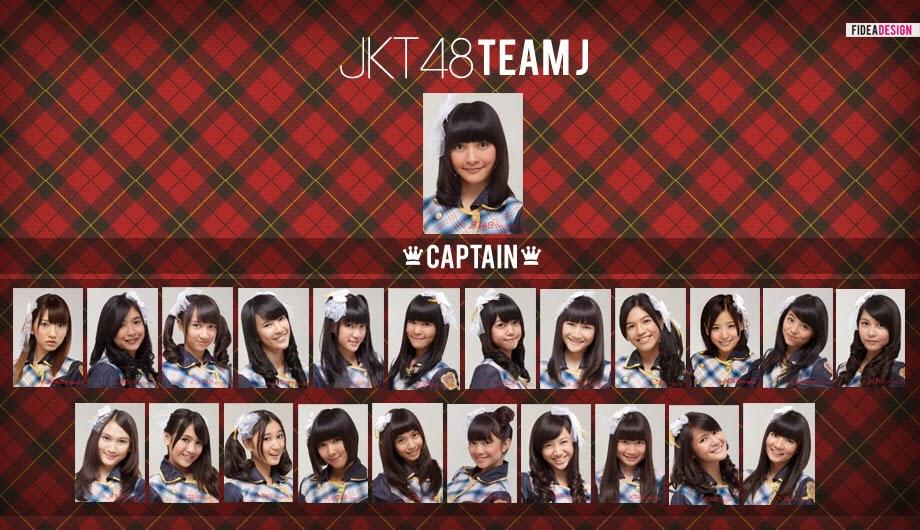 Anggota JKT48 Tim J