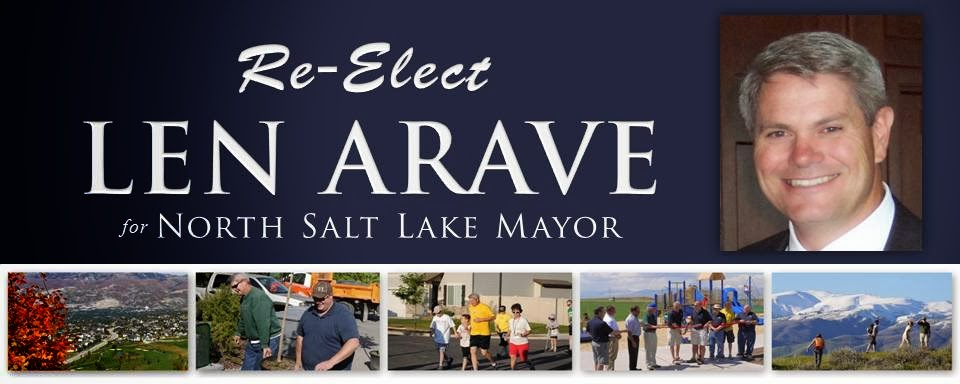 Len Arave for Mayor