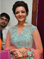 KAJAL AGARWAL AT  MUGDHA ART STUDIO LAUNCH