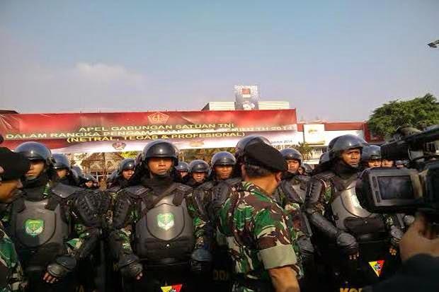 Panglima TNI Lepas Pasukan Perdamaian ke Lebanon