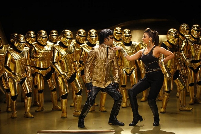 Rajinikanth and Aishwarya Rai in Tamil film Enthiran(The Robot)-12 Post-55-0-87923600-1305793012