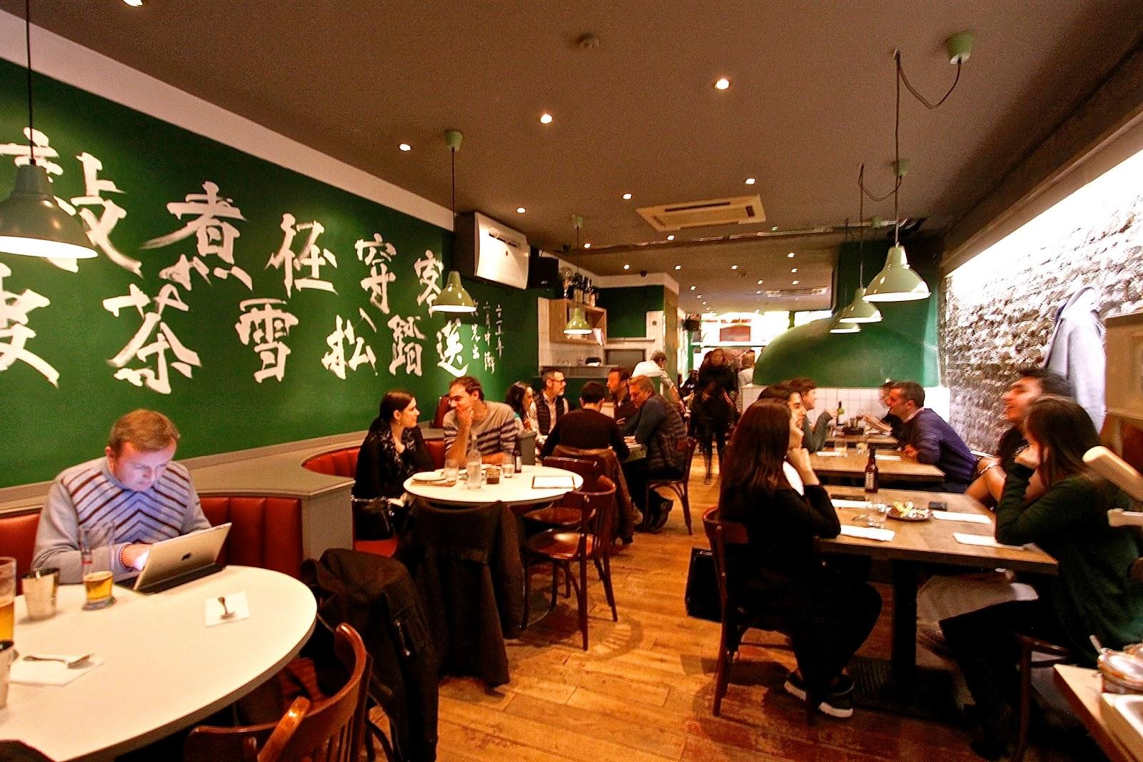Japanese Restaurant Charing Cross London
