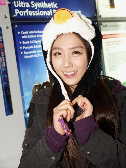 5 Kim Ha Eum - Automotive Week 2012-very cute asian girl-girlcute4u.blogspot.com