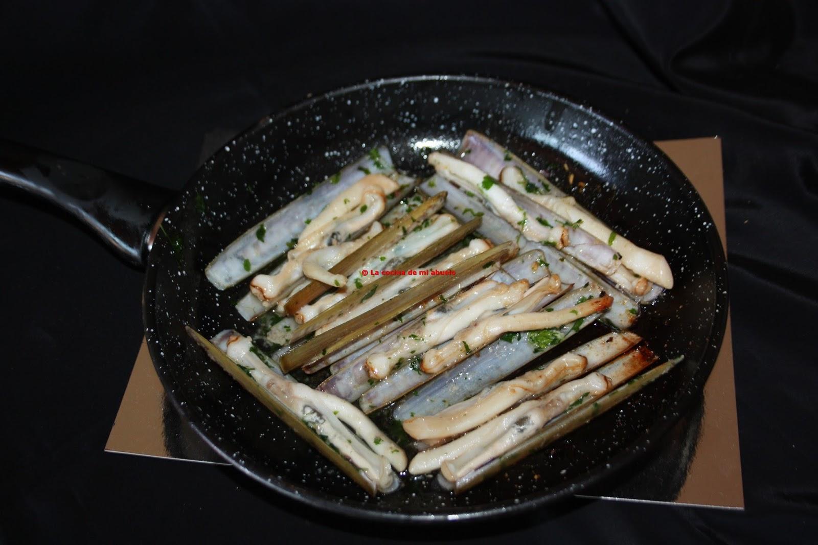 Receta: Longueiron con salsa verde
