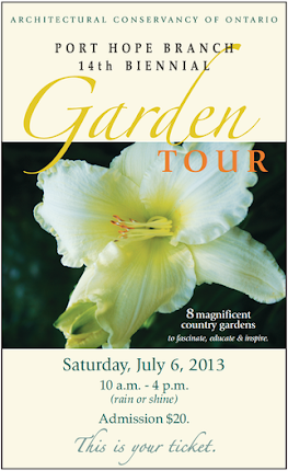 Port Hope Garden Tour