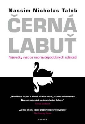 Nassim Nicholas Taleb: Černá labuť