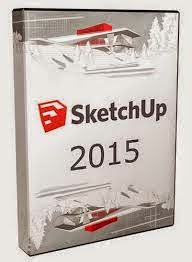 Sketchup Pro 2015 v15.1.106 (x86/x64) Full Version