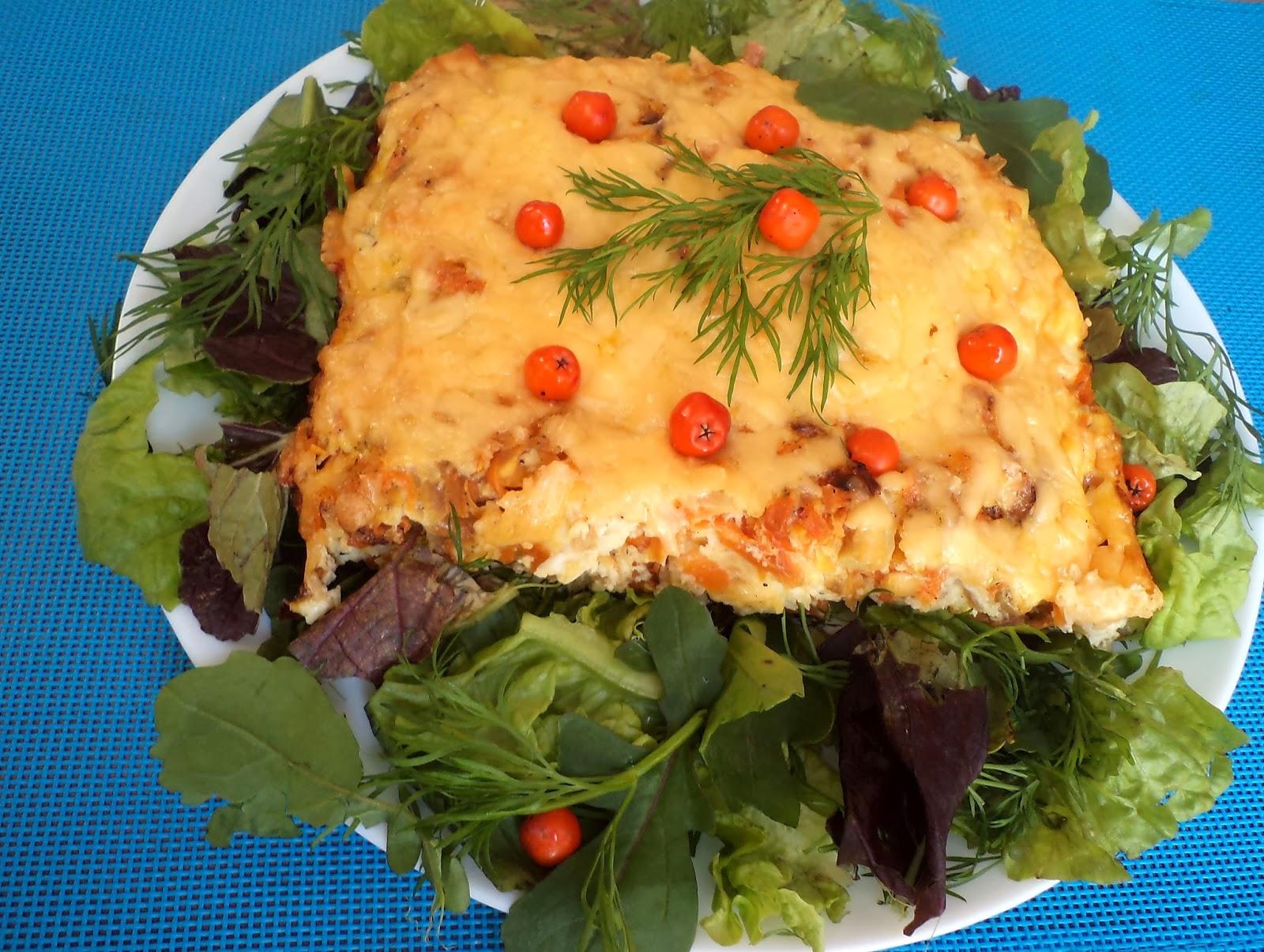 Рецепты салатов с из листьев салата