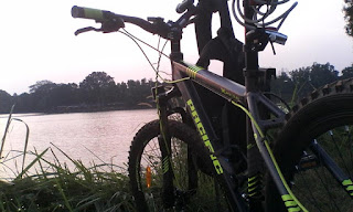 sepeda zaman sekarang