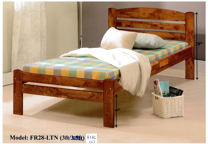 Bedframe (Wood)