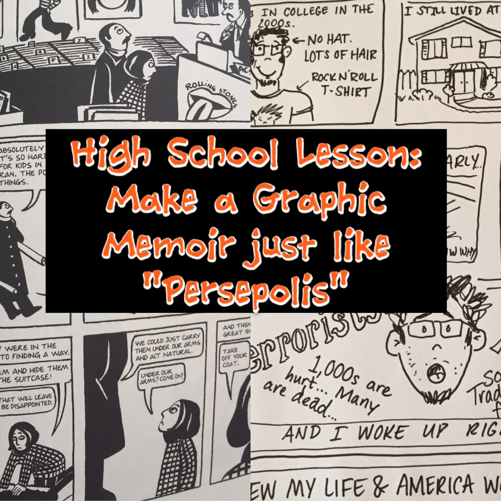 persepolis the story of a childhood pdf