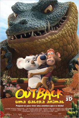 Filme Poster Outback – Uma Galera Animal TS XviD & RMVB Dublado