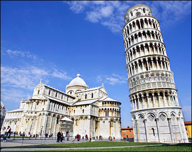 Donald Clark Plan B: Leaning tower of PISA – 7 serious skews