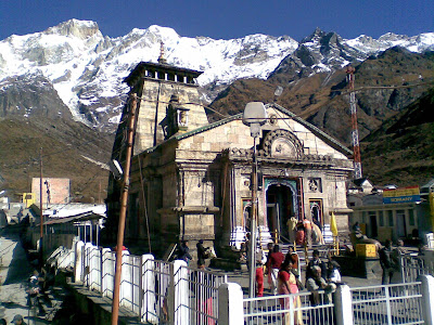 pictures of Kedarnath Temple