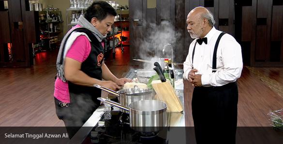 Pendapat Chef Wan Tentang MasterChef Malaysia