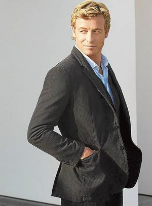 Simon Baker. Television Series: The Mentalist Role: Patrick Jane
