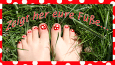 Fotoprojekt:                                            Zeigt her eure Füße....