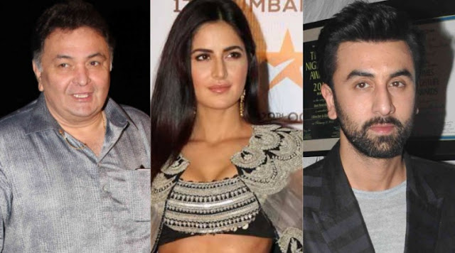 """In a blunt rebuttal, Bollywood actor Rishi Kapoor has said Katrina Kaif never called him papa.   """"Rubbish, she wouldn't dare to take such liberties with me,"""" he told Khalid Mohammed in an interview for The Quint.  A newspaper had reported that Katrina had begun to call him Papa, indicating that she and Ranbir Kapoor were planning to settle down."""
