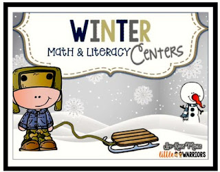 https://www.teacherspayteachers.com/Product/Winter-and-Snow-Math-and-Literacy-Centers-188531