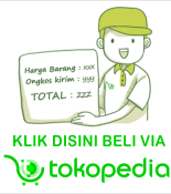 Beli via tokopedia