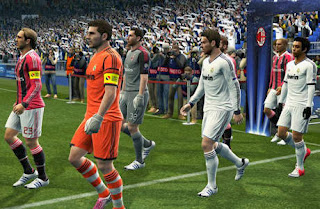 Free Download PES ( Pro Evolution Soccer )