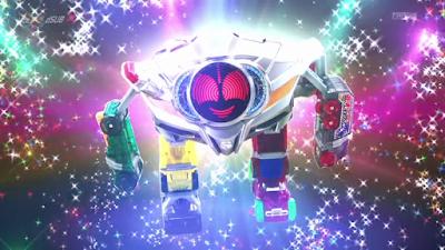 Kamen Rider Drive Episode 34-35 Subtitle Indonesia