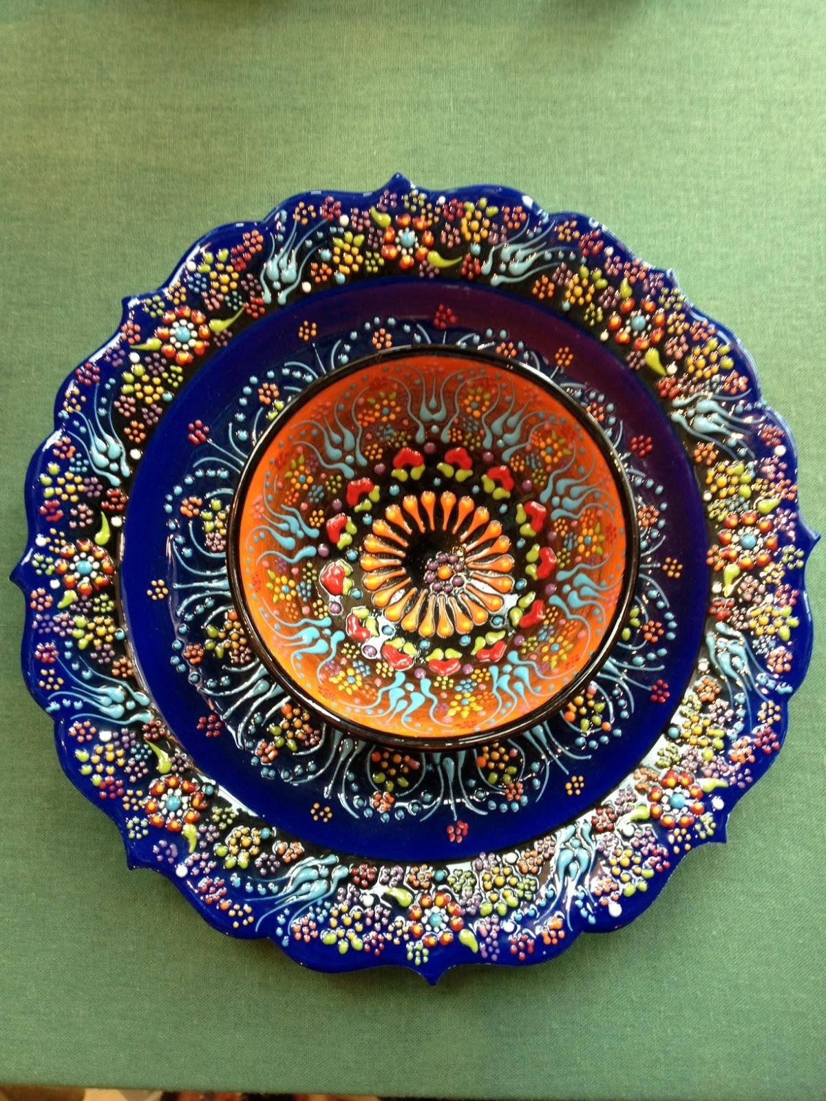 Ballard Artwalk: Iznik Ceramics Showcased at La Tienda during June