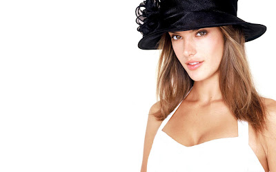 Alessandra Ambrosio Brazilian Model Wallpapers