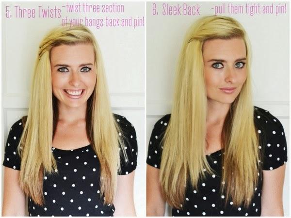 Tips Siasati Rambut Poni agar Cantik Seketika Terbaru 2014